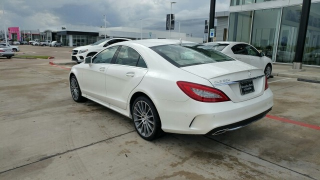 Image gallery 2017 cls 550 for Best looking mercedes benz models